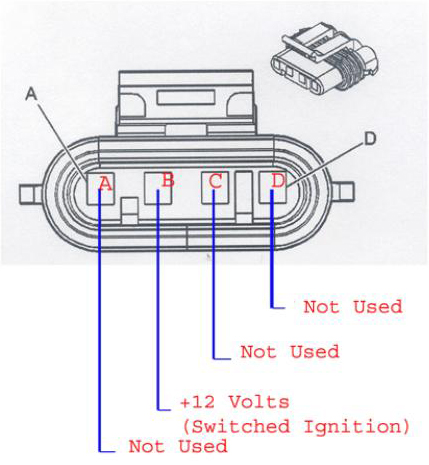 serpentine alternator wiring, Wiring diagram