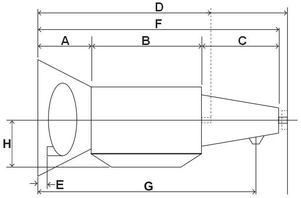 GM Transmission Dimensions