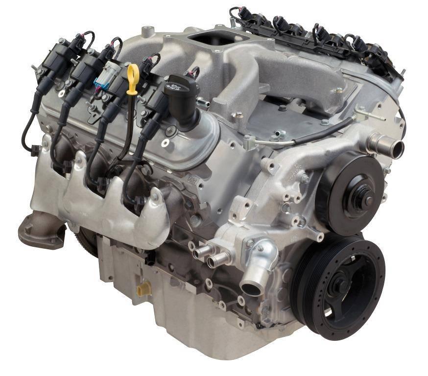 Chevrolet Performance Parts 19301359 GMpp Ls3 376cid 533hp