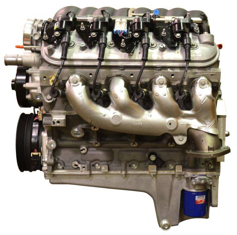 Chevrolet Performance - 19329009 LS DR525 Sealed Race Engine with GM ...