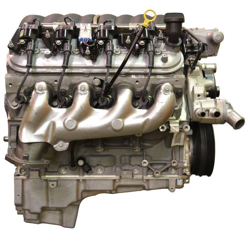 Chevrolet Performance 19329009 Ls Dr525 Sealed Race Engine With Gm