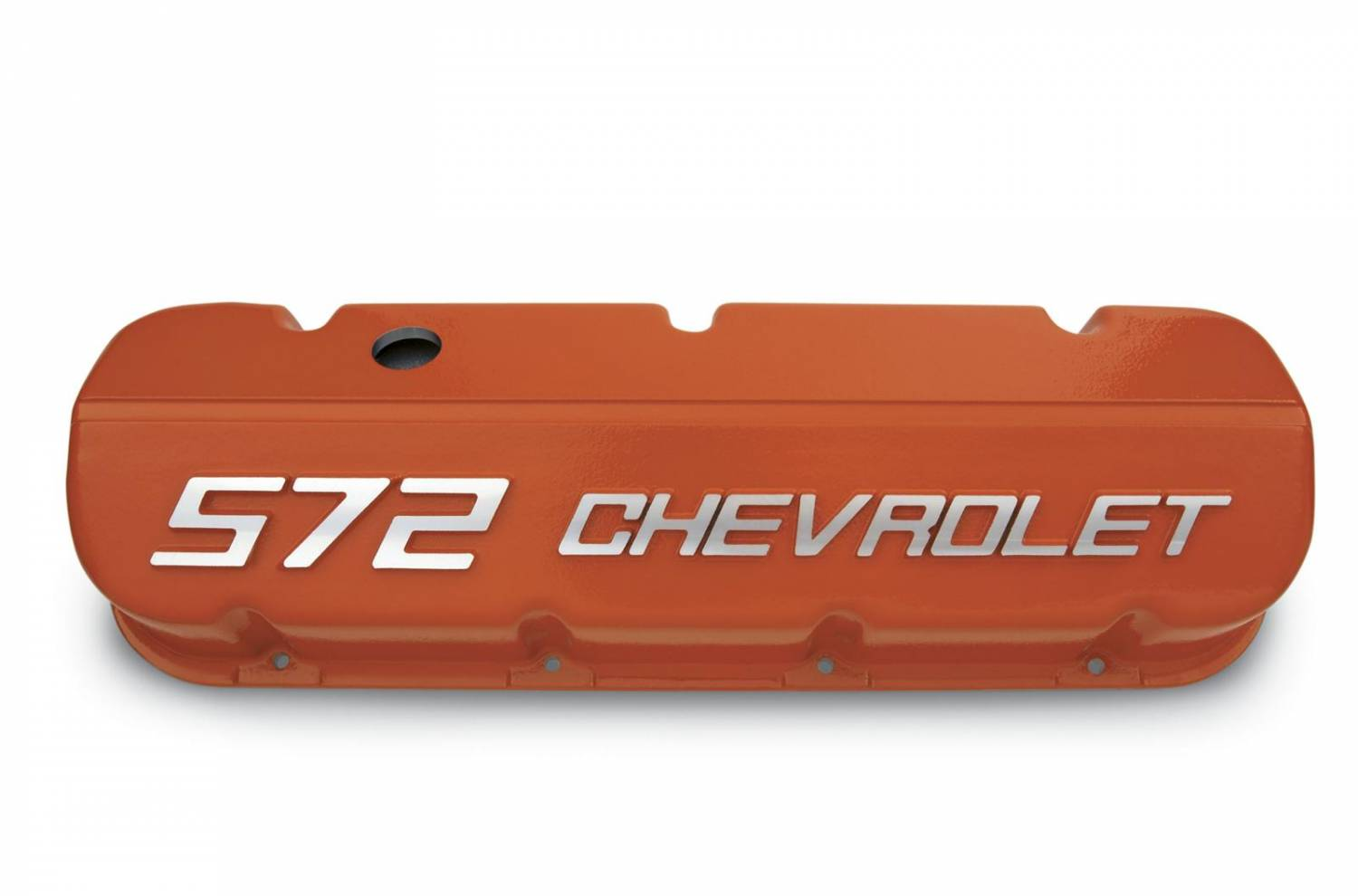 12499200 Cast Aluminum Valve Covers With 572 Chevrolet