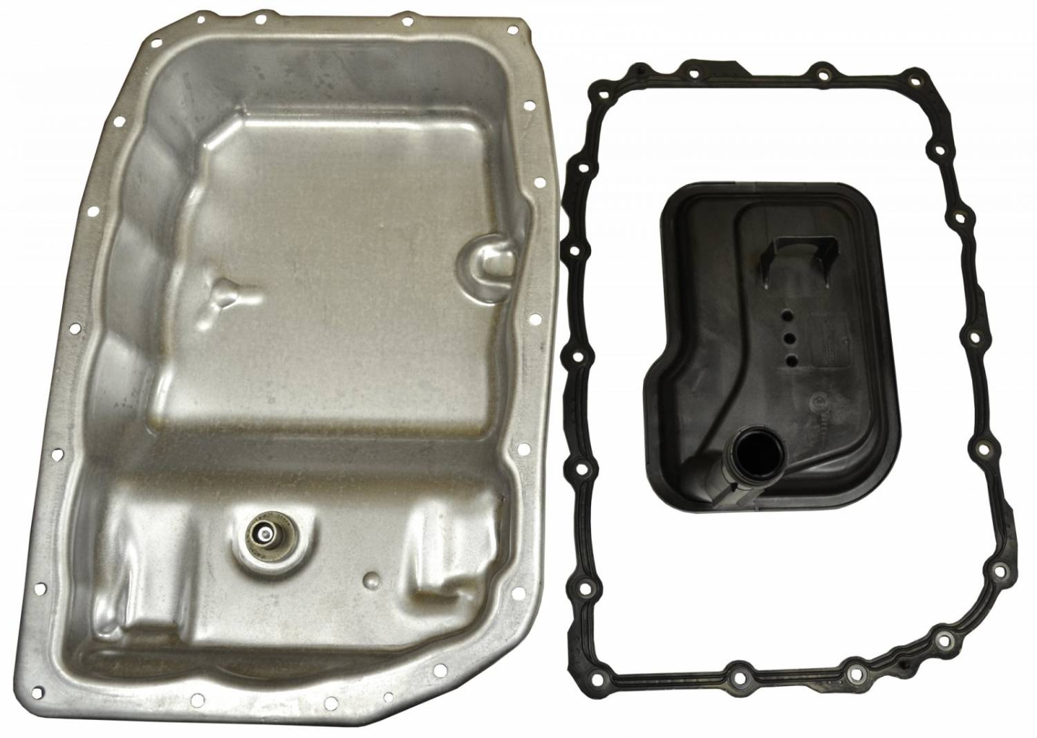 GMP-24250062 - Camaro Transmission Pan Kit with Wide Mouth