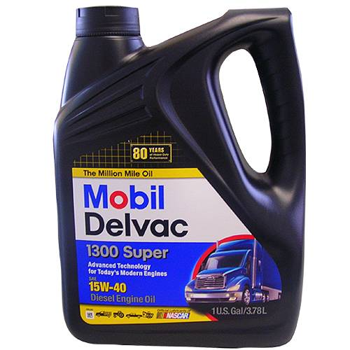 88862469 15w40 Mobil Delvac 1300 Super Oil Gallon