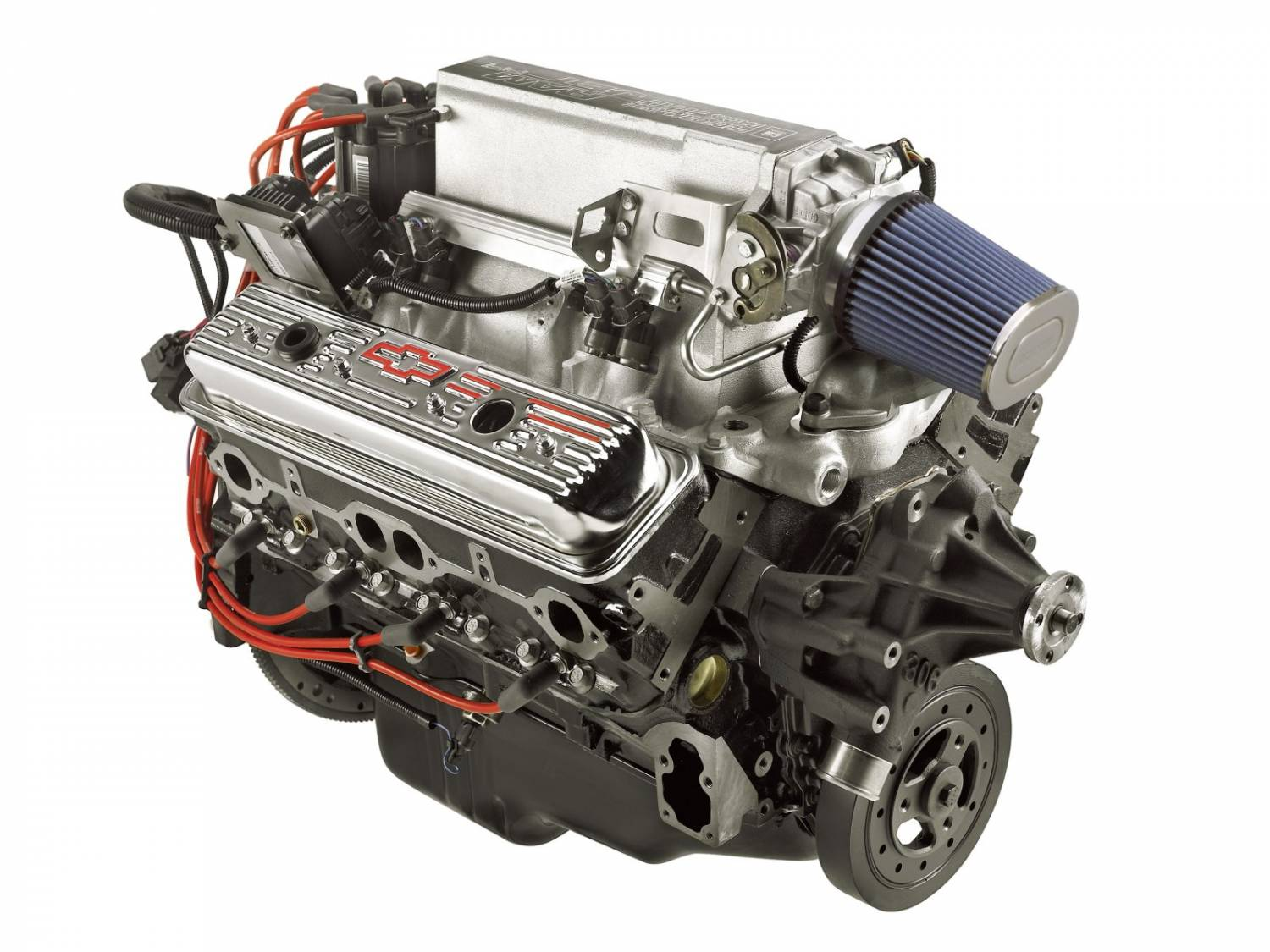 Pace Performance Gmp T56rj350 Cpp Ram Jet 350cid Engine With T56 Wiring Harness 6 Speed