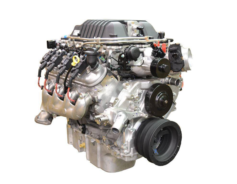 Chevrolet Performance Parts 19370850 Cpp Lsa 6 2l 580 Hp Supercharged Crate Engine