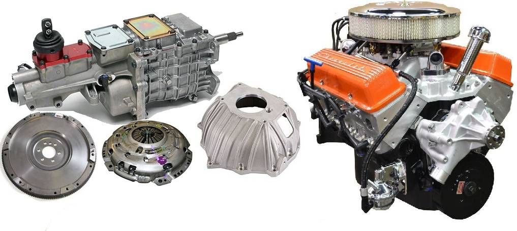 Bp35513ct1 pace sbc 355cid 390hp orange finish crate engine with pace performance gmp tk6bp355 5 pace sbc 355cid 390hp orange finish crate malvernweather Choice Image