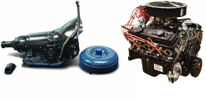 Pace performance gmp 700r47353 v2 pace sbc 350 350hp black trim engine