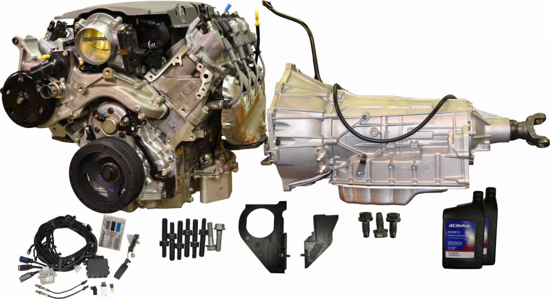 6L80e steel plate kit module for GM 6 speed RWD 6l80e