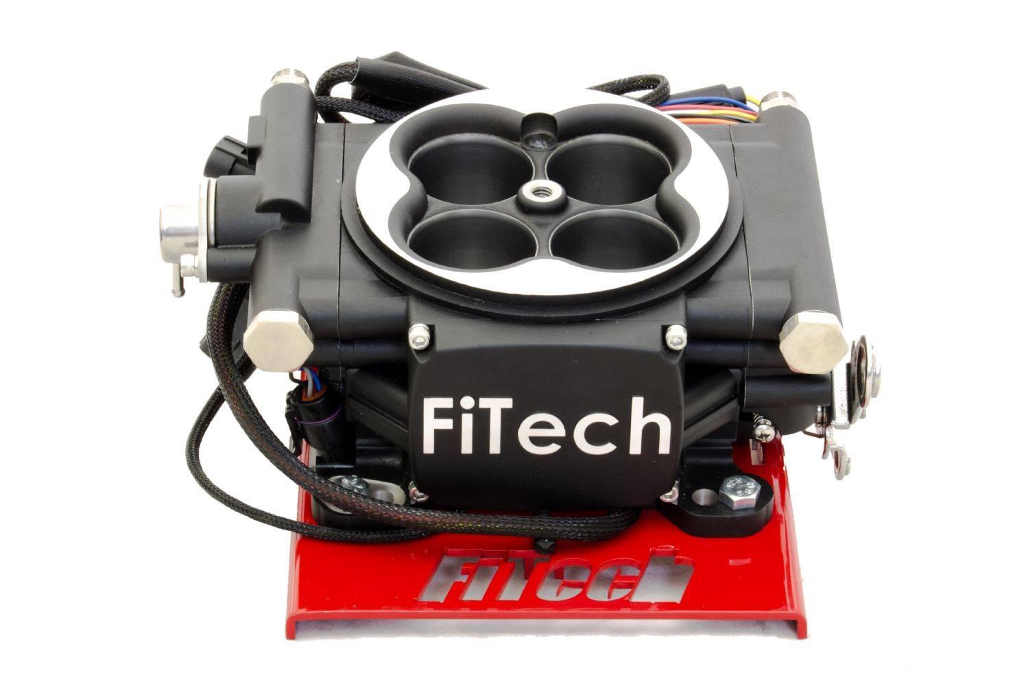 fth 30002 fitech fuel injection 30002 go efi 4 600 hp basic kit matte black finish. Black Bedroom Furniture Sets. Home Design Ideas