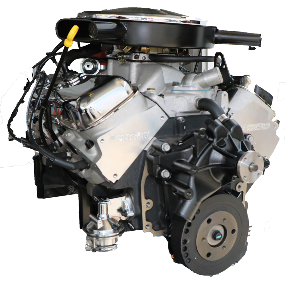 ... Pace Prepped & Primed CPP ZZ454 440HP Classic OE Finish Crate Engine
