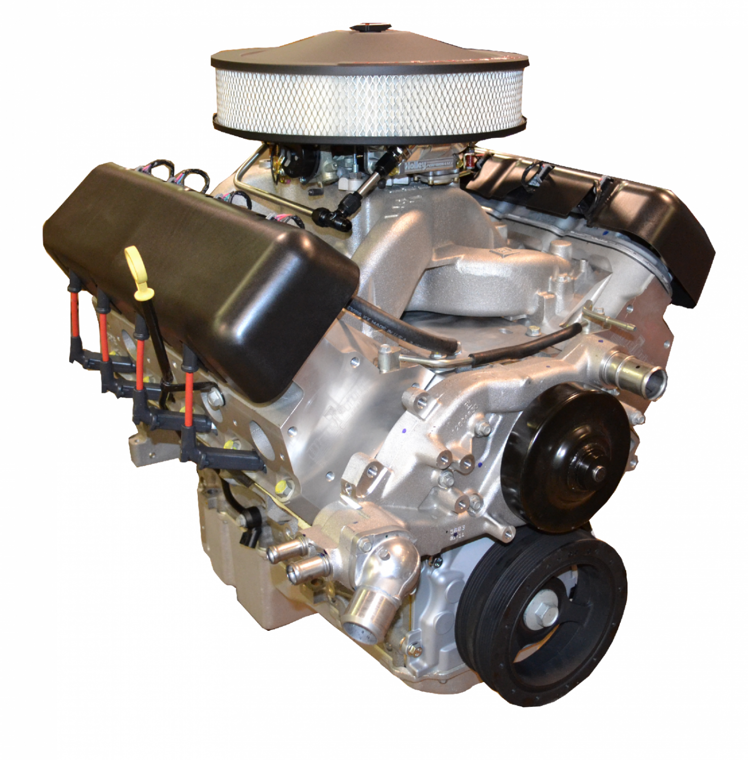 PACE Performance - PSLS4271CT-2X - Pace Performance LS3 427 620HP Turn Key  Carbureted Crate