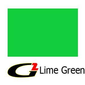 G2 Usa G2171 Lime Green High Temperature Brake Caliper Paint System Set