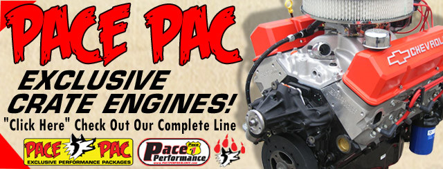 Pace Pac Complete Crate Engines