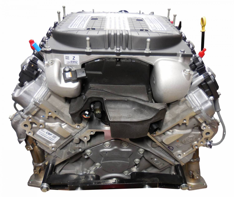 Chevrolet Performance Parts - 19368622 - LT4 6.2L Supercharged ...
