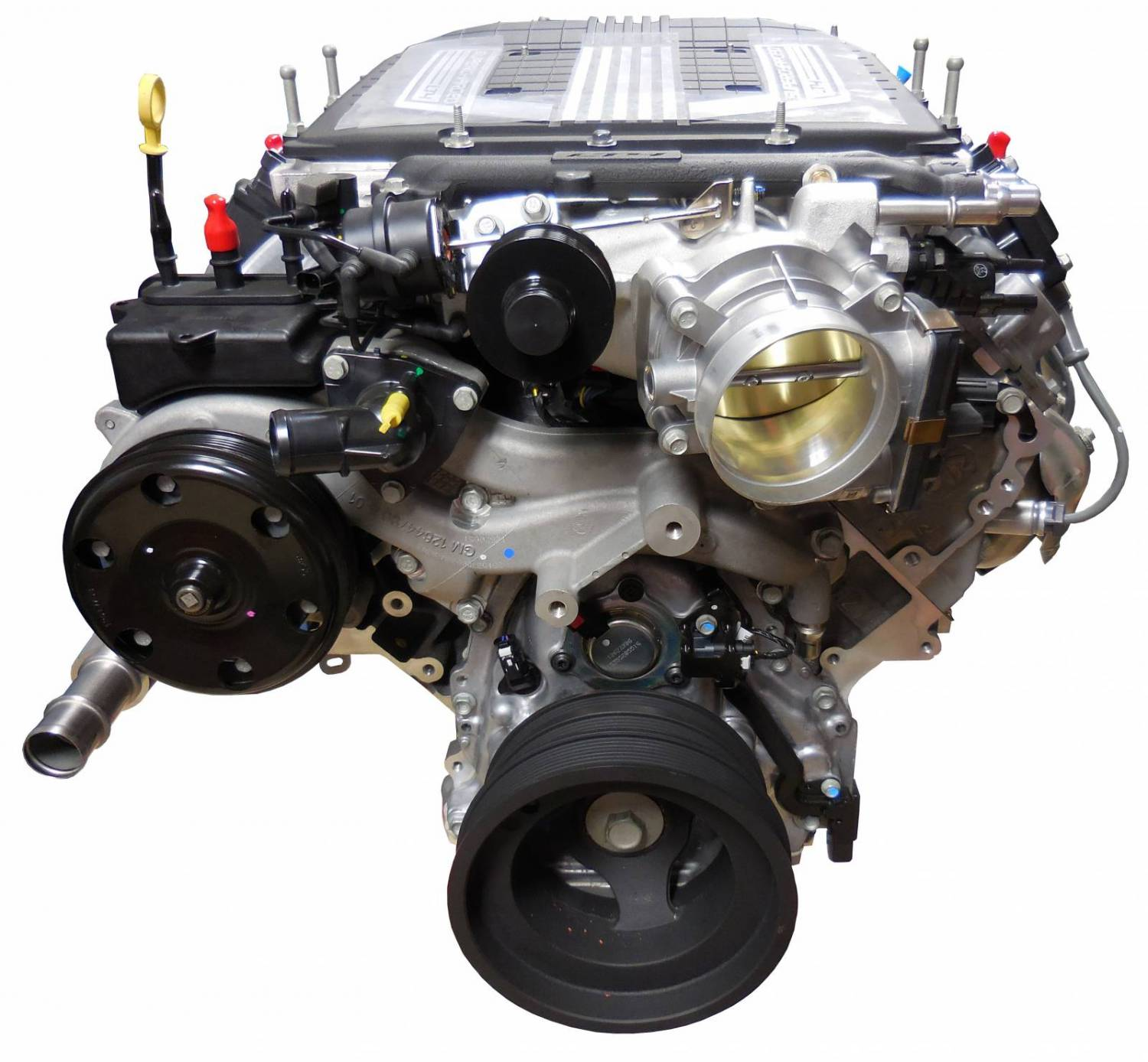 Chevrolet Performance Parts 19368622 Lt4 6 2l Supercharged Crate Engine 640 Hp 630 Lbs