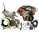 GM LSx Engine & Tranmission Combo Packages