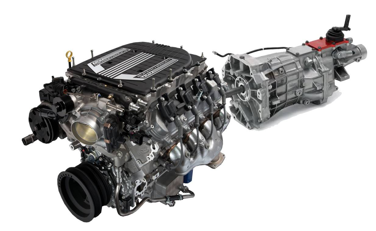 Cpslt4t56w Cruise Package Lt4 650hp Wet Sump Engine W T56 Trans Wiring Harness Chevrolet Performance Parts