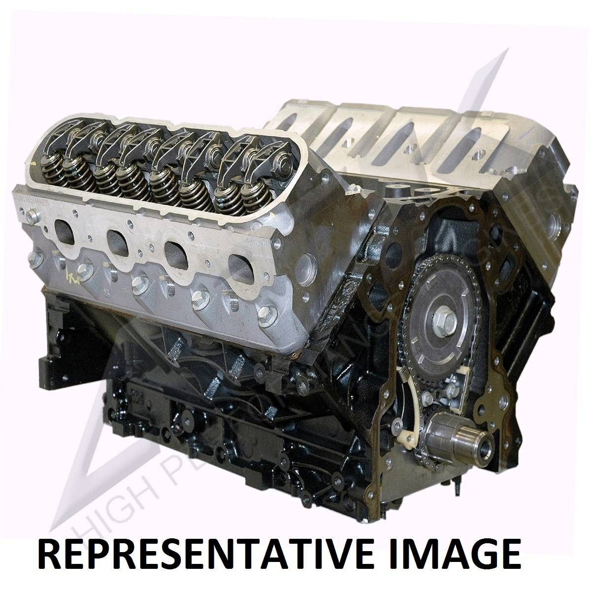ATK HPE-HP93 Chevy LQ4 6 0L Base Engine 460HP ATK Engines