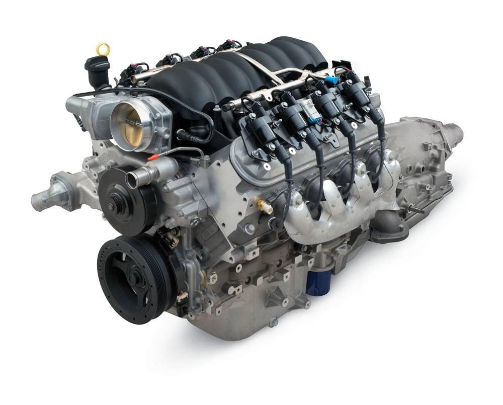CPSLS3765254L70E - Cruise Package LS3 525HP Engine w/4L70E ...