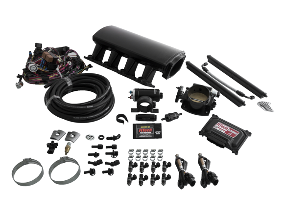 Kit Cars To Build Yourself In Usa: FiTech Fuel Injection Ultimate LS Kit For LS1