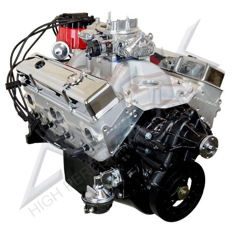Sbc Supercharger Roller Cam: ATK Chevy 350 Complete Engine 365HP 87 Octane