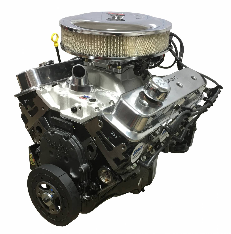 GMP-12530283-CF -390hp, Roller Cam, 4 Bolt Main
