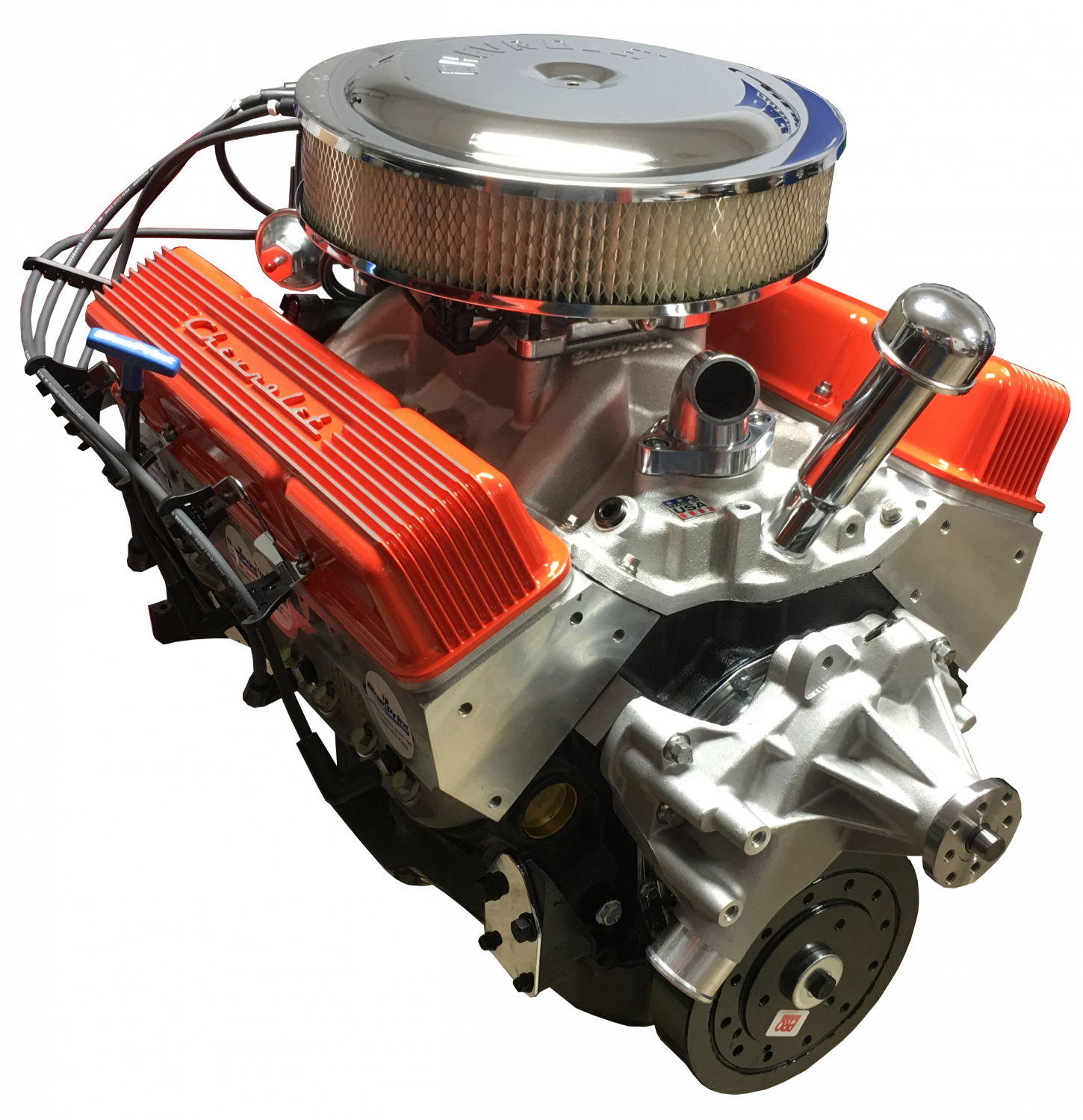 BP35513CT1-5FX - Pace Fuel Injected SBC 355CID 390HP EFI Crate ...