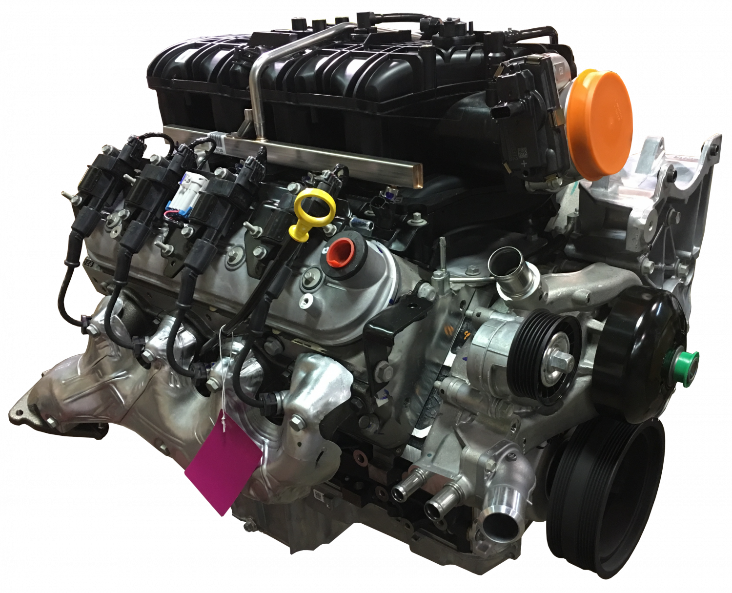 All Chevy 6.0 chevy engine : 12677741 - L96 6.0L 360HP Gen IV CPP Crate Engine