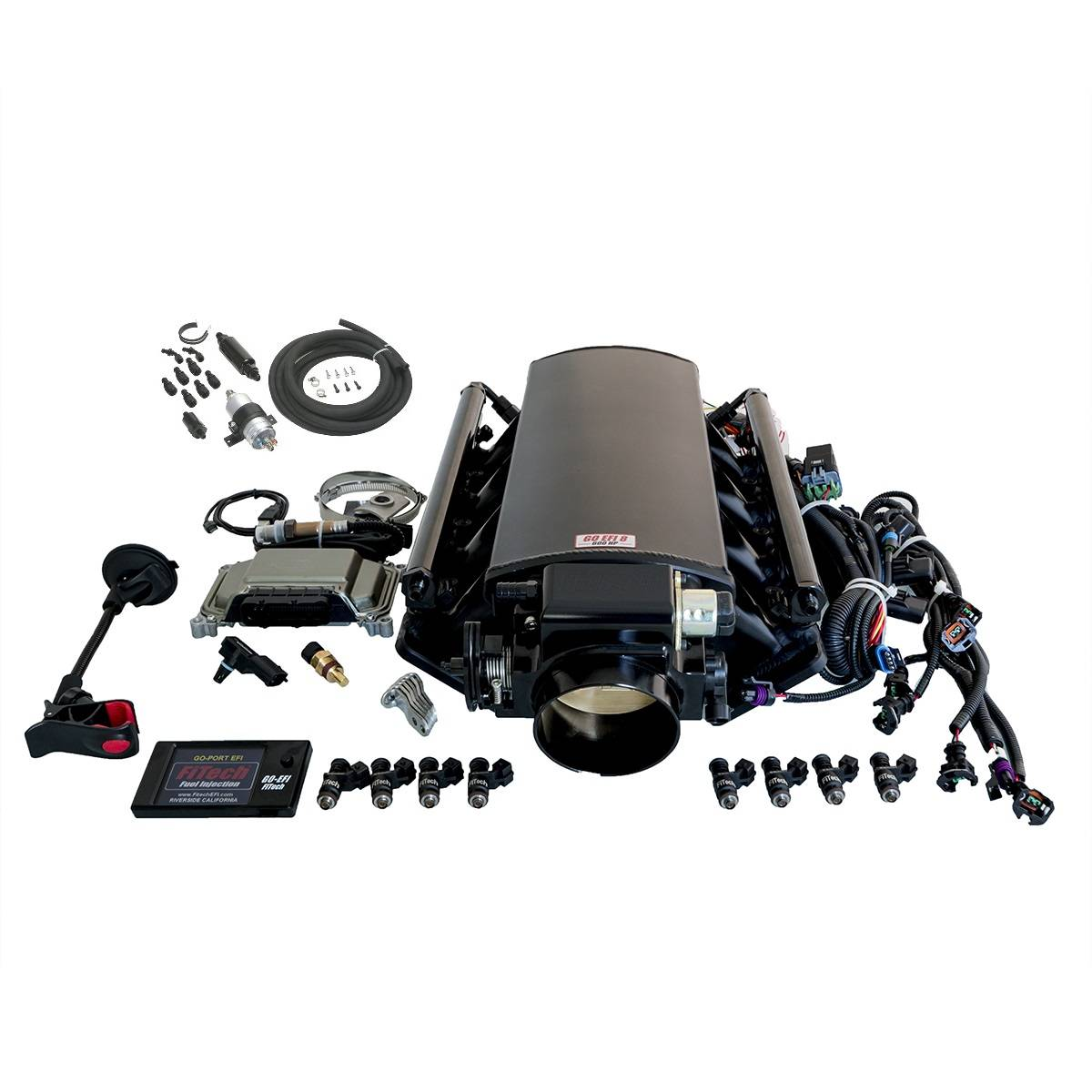 FTH-71004 - FiTech Fuel Injection Ultimate LS Kit for LS1