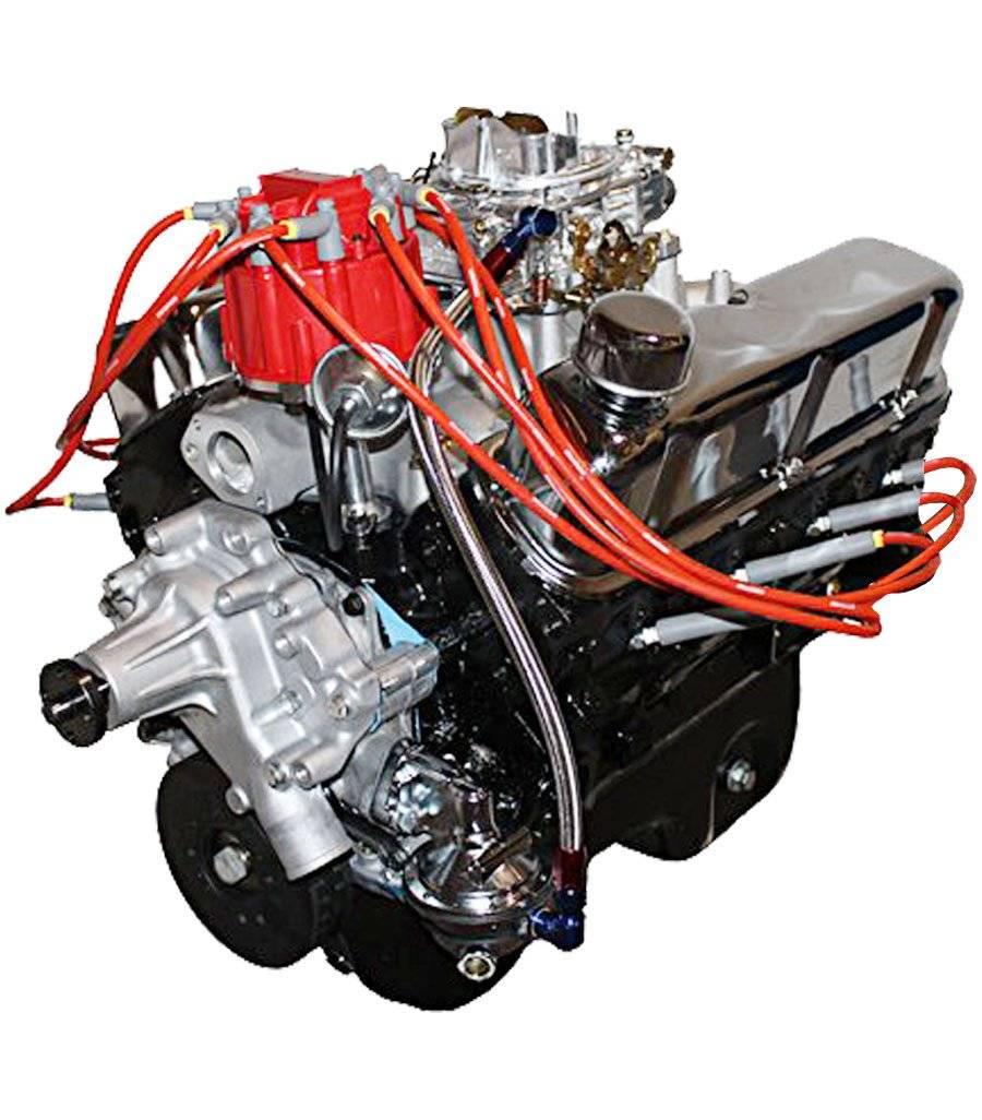 BluePrint Engines 347CI Stroker Crate Engine