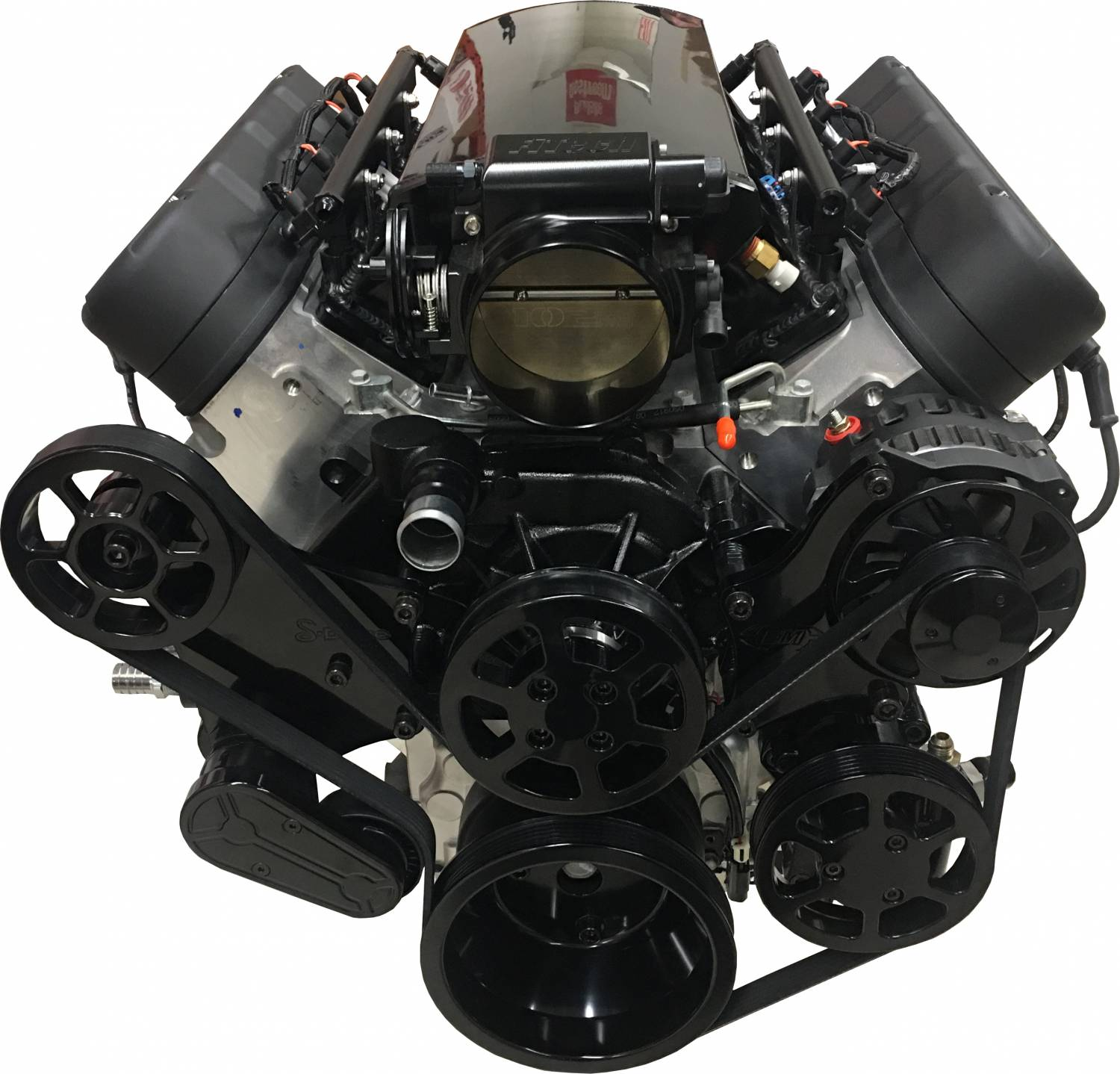GMP-19256529-2EF - Pace Performance LS3 570HP Crate Engine