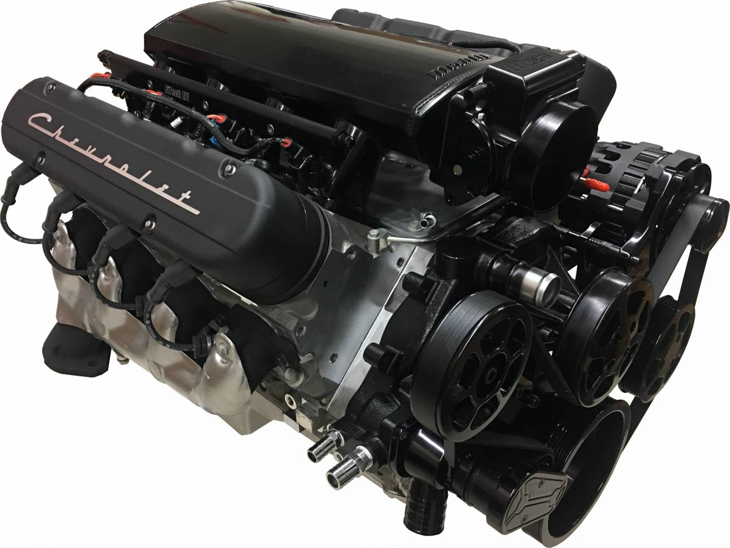 GMP-19256529-2EF - Pace Performance LS3 570HP Crate Engine Package