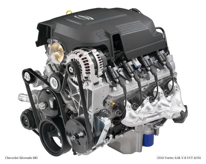 GM Goodwrench - 19209063 - New GM 2009 - 2010 6 0L, 366 CID