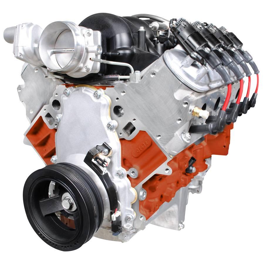 Psls4272ctf fuel injected retro fit ls 427 performance engine 605 hp 575 tq