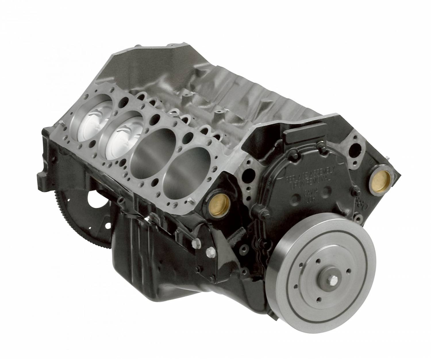 Chevrolet Performance Parts 19418654 Chevy 383cid Short Block Assembly