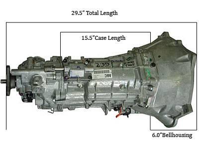 92236239 2009 g8 gxp tr6060 transmission rh paceperformance com g8 auto to manual conversion pontiac g8 manual conversion