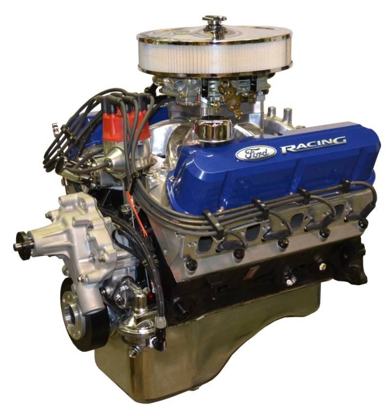 Bpf4084ct p7x pace prepped primed sbf 408425hp with blue trim 0 malvernweather Choice Image