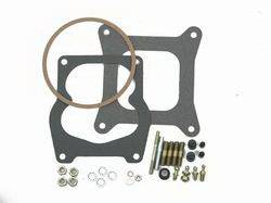 Holley Performance - HLY20-124 Holley Universal Carburetor Installation Kit