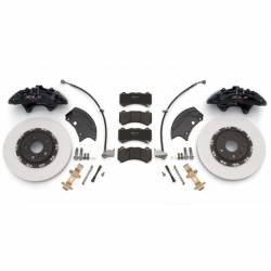 PACE Performance - 22959672 - Camaro ZL1 Brembo Front 6-Piston Upgrade Kit