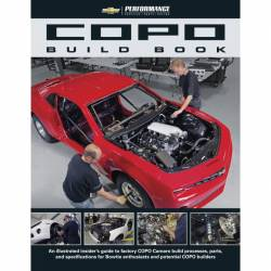 Chevrolet Performance Parts - 88958767 - COPO Build Handbook