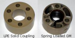Lingenfelter Performance Engineering - LPEL960202012  -  Supercharger Isolator Coupling LS9, LSA Engine 2009-2013