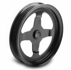 Holley Performance - Holley Performance Power Steering Pump Pulley 97-152