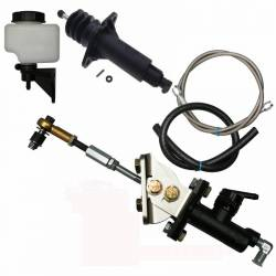 American Powertrain - HMGM-01301G - Hydramax T56 Hydraulic Clutch System for GM Vehicles with LT style T-56 With External Slave