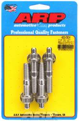 ARP - ARP4000904 - ARP Bellhousing Stud Kit, Bellhousing to Manual Transmission, Universal, 7/16-14, Stainless Steel, 12 Point Head, 2.750 OAL