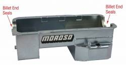 Moroso Performance - MOR20533 - OIL PAN