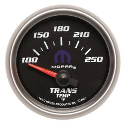 AutoMeter - AutoMeter MOPAR Electric Transmission Temperature Gauge 880019