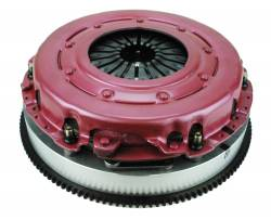 Ram Clutches - Ram Clutches Force 10.5 Complete Dual Disc Metallic Clutch Assembly 80-2370N