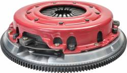 Ram Clutches - Ram Clutches Force 10.5 Complete Dual Disc Organic Clutch Assembly 80-2232
