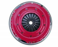 Ram Clutches - Ram Clutches Force 10.5 Complete Dual Disc Organic Clutch Assembly 80-2115